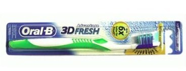 Oral B Advantage 35 Soft 3D Fresh (Yeşil)