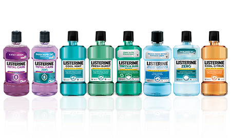Listerine Coolmint Nane Gargara 250 ml