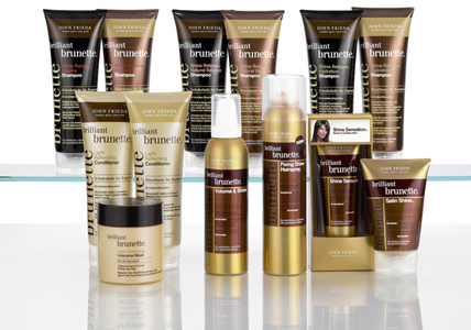 John Frieda Brilliant Brunette Multi-Tone Revealing Moisturising Conditioner
