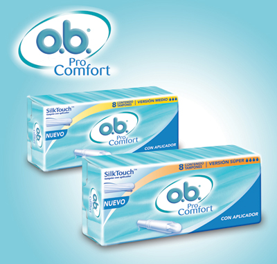 O.B. Pro Comfort Mini Tampon Light Days 16 Adet