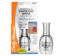 Sally Hansen Diamond Shine