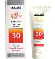 Dermoskin Sun Protection Cream SPF 30 :