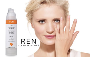 Ren Satin Perfection BB Cream SPF 15 50 ml Nemlendirici BB Krem :