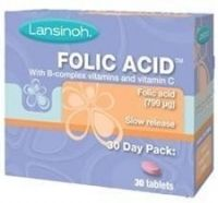 Lansinoh Folic Acid 30 Tablet :
