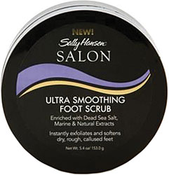 Sally Hansen Salon Ultra Smoothing Foot Scrub :