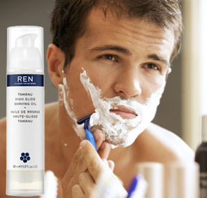 Ren Tamanu High Glide Shaving Oil 50 ml Traş Yağı :