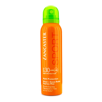 Lancaster Sun Multi Protection Express Mist Water + Sweat Resist SPF30 :