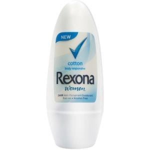 Rexona Women Cotton Roll On 50 ml :