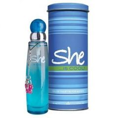 She Cool Women EDT Bayan Parfümü 50 ml :