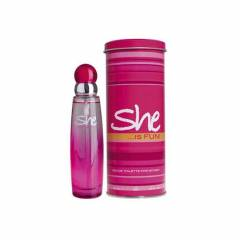 She Fun Women EDT Bayan Parfümü 50 ml :