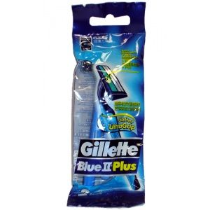 Gillette Blue II Plus 5'li Kullan At Poşet :