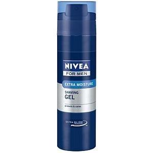 Nivea For Men Traş Jeli Normal Ciltler İçin 200 ml :