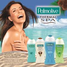Palmolive Thermal Spa Massage Duş Jeli 750 ml :