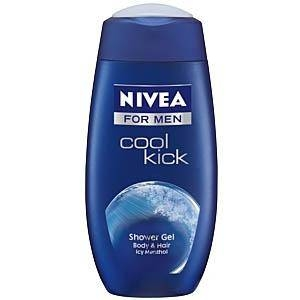 Nivea Cool For Men Duş Şampuanı 250 ml :
