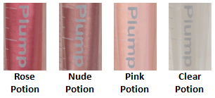 Physicians Formula Plump Potion 3X Effect Pink Rose Potion :