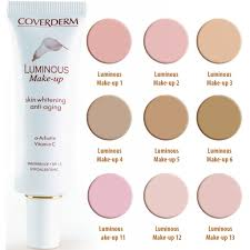 Coverderm Luminous Make-up 30 ml :