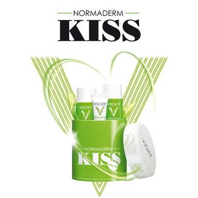 vichy normaderm kiss