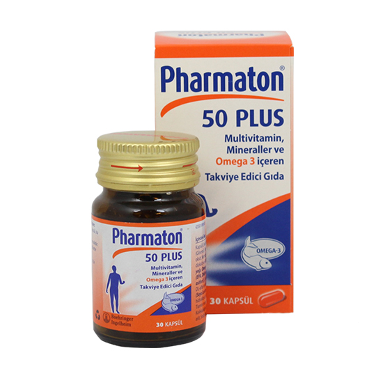 Pharmaton 50 plus for 50 plus pictures