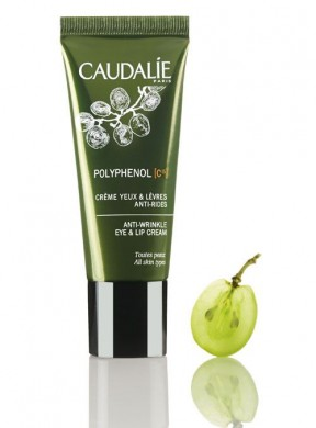 Caudalie Polyphenol C15 Anti-Wrinkle Eye Lip Cream :