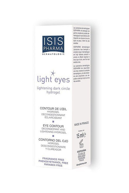 Isis Pharma Light Eyes Hydragel 15ml