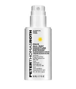 Peter Thomas Roth Max Sheer All Day Moisture Defense Creme With Spf30 50ml