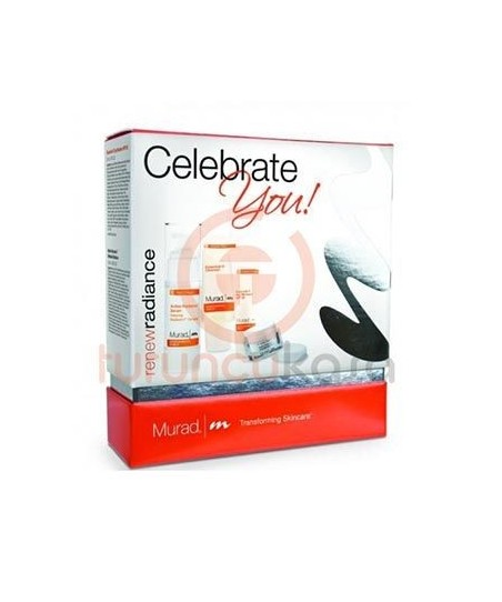 Dr Murad Celebrate You Renew Radiance Set