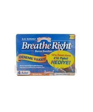 Breathe Right 10'lu Paket...