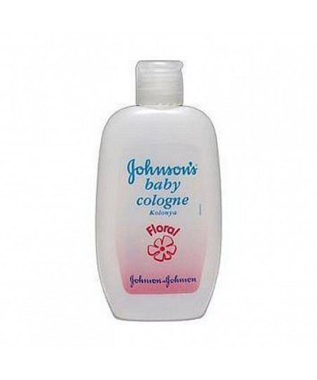 Johnson's Baby Kolonya 100 ML Floral
