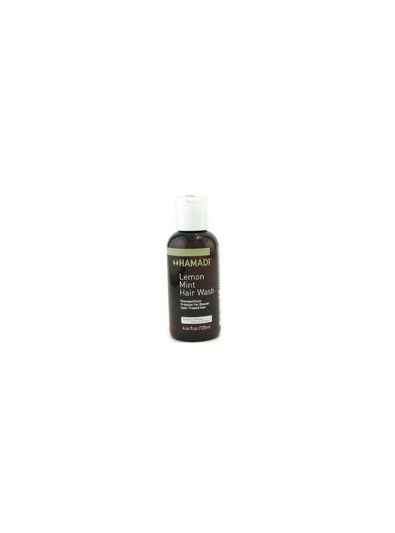 Hamadi Lemon Mint Hair Wash Shampoo/ Color Protector Limon Nane/ Renk Koruyucu Şampuan 355ml