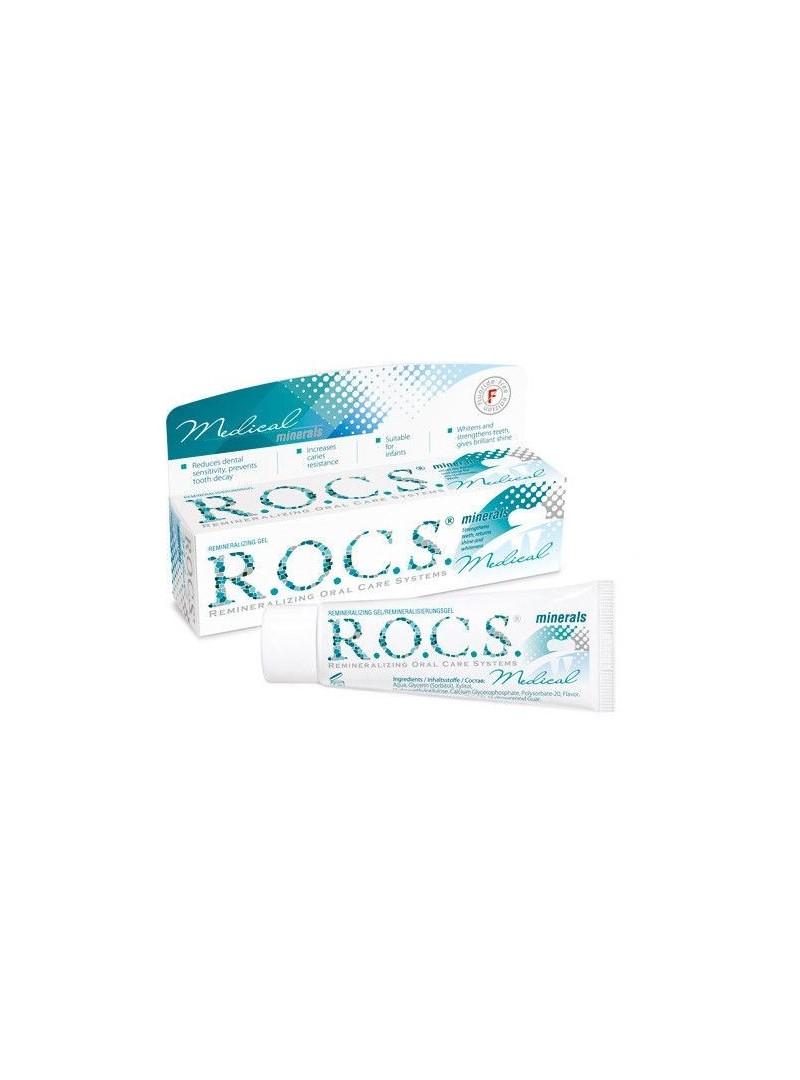 ROCS Medikal Mineral Jel