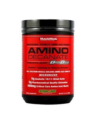 MuscleMeds Amino Decante...