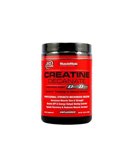 MuscleMeds Creatine Decante 300 Gr