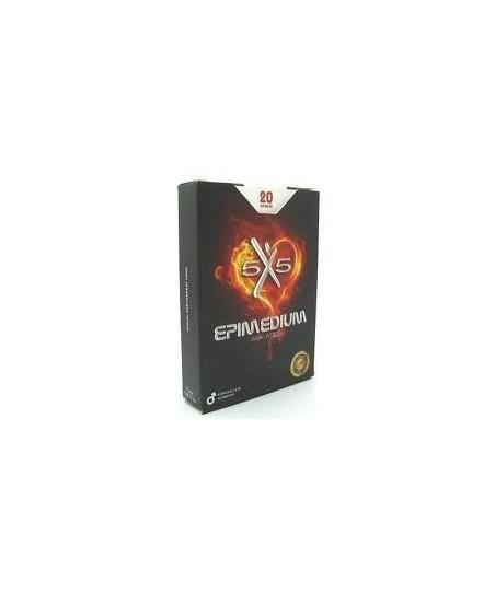 Epimedium Bitkisel 1000 mg 20 Kapsül