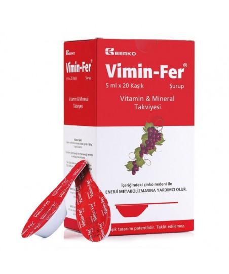 Vimin Fer Surup 100ml