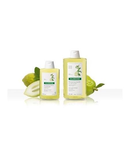 Klorane Cedrat Shampoo 100 ml Turunçgiller Ekstresi İçeren Mat Saçlar İçin Işıltı Verici Bakım Şampuanı