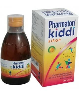 Pharmaton Kiddi Şurup 100 ml