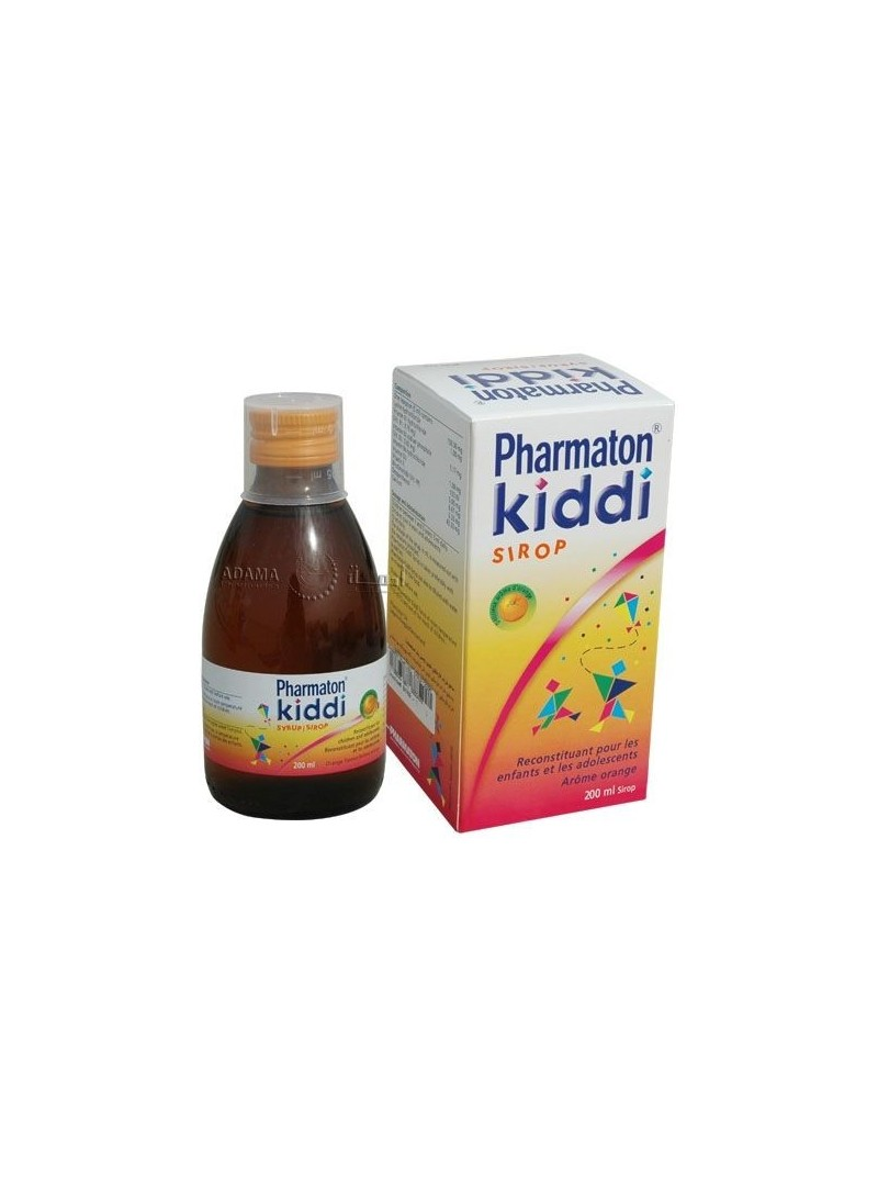 Pharmaton Kiddi Şurup 100 ml