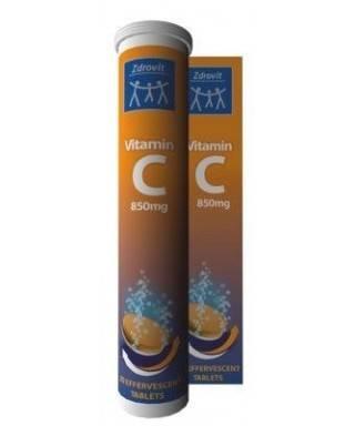 Zdrovit Vitamin C 20 Eff...