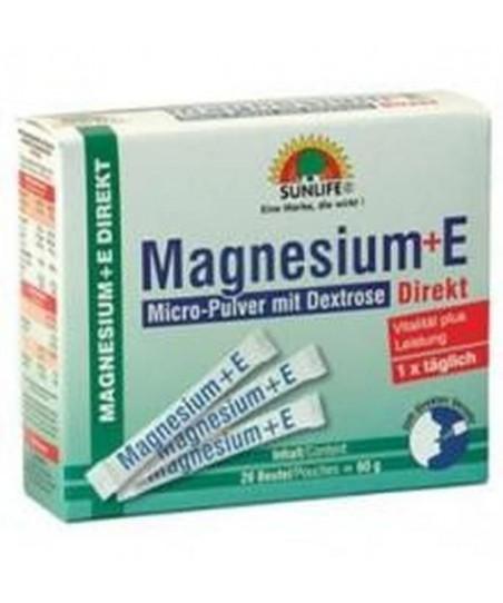 Sunlife Magnezyum + E Direkt 20 Poşet