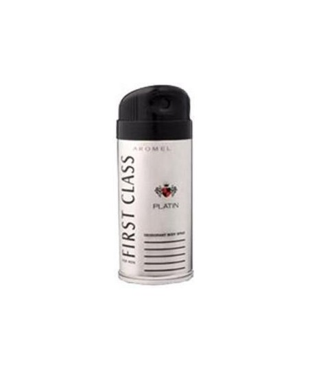First Class Deodorant 150ml Platin