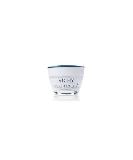 Vichy Nutrilogie 2 Çok Kuru Ciltler için Bakım Kremi 50 ml
