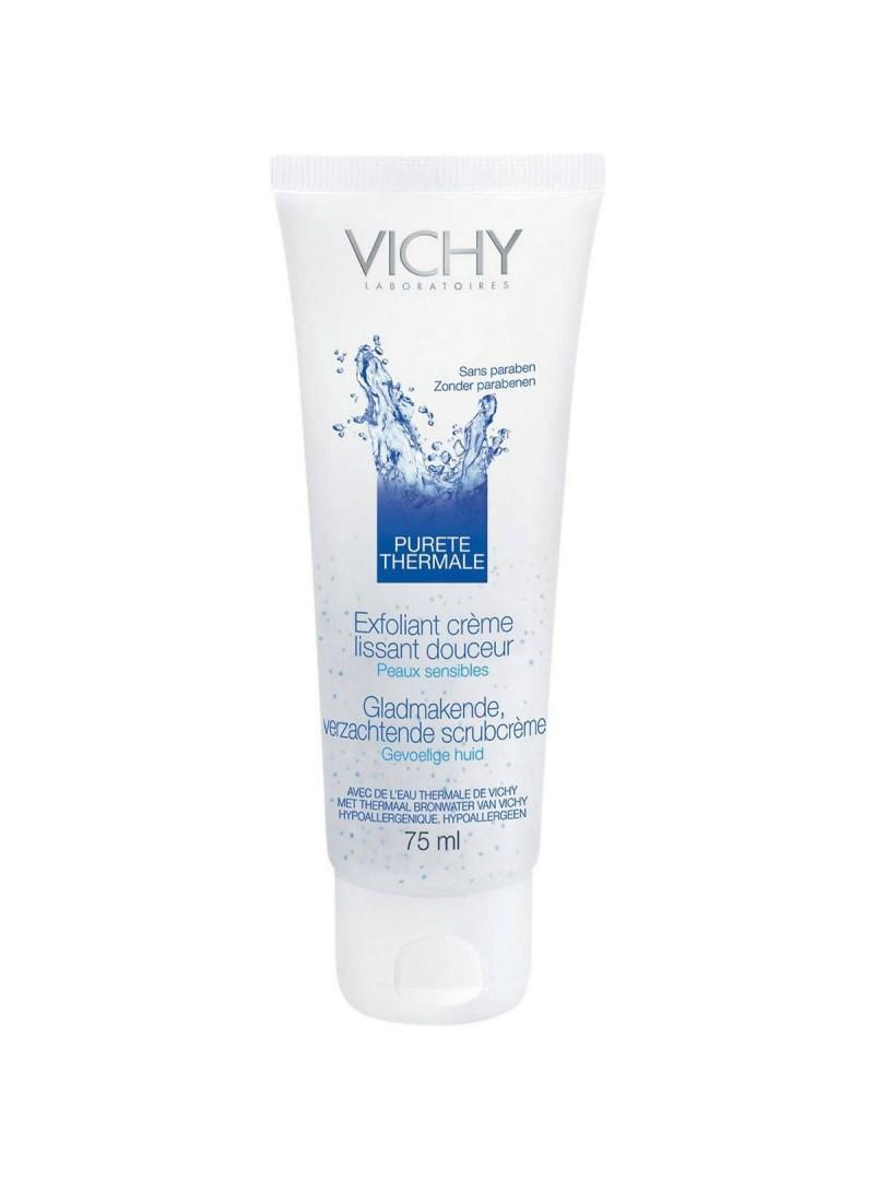Vichy Purete Thermale Creme Exfoliant Detoxifiant Peeling 75ml