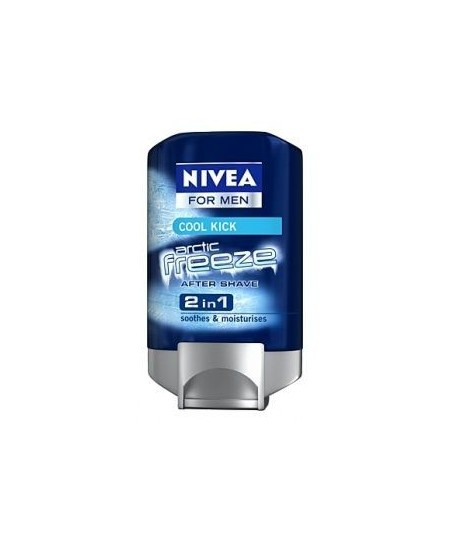 Nivea For Men Arctic Freeze Cool Kick After Shave Gel 100 ml