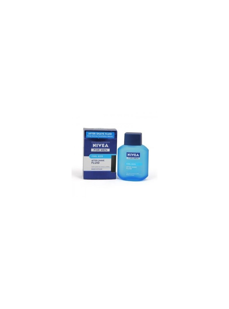 Nivea For Men Fluid After Shave Cool Kick Losyon 100 ml