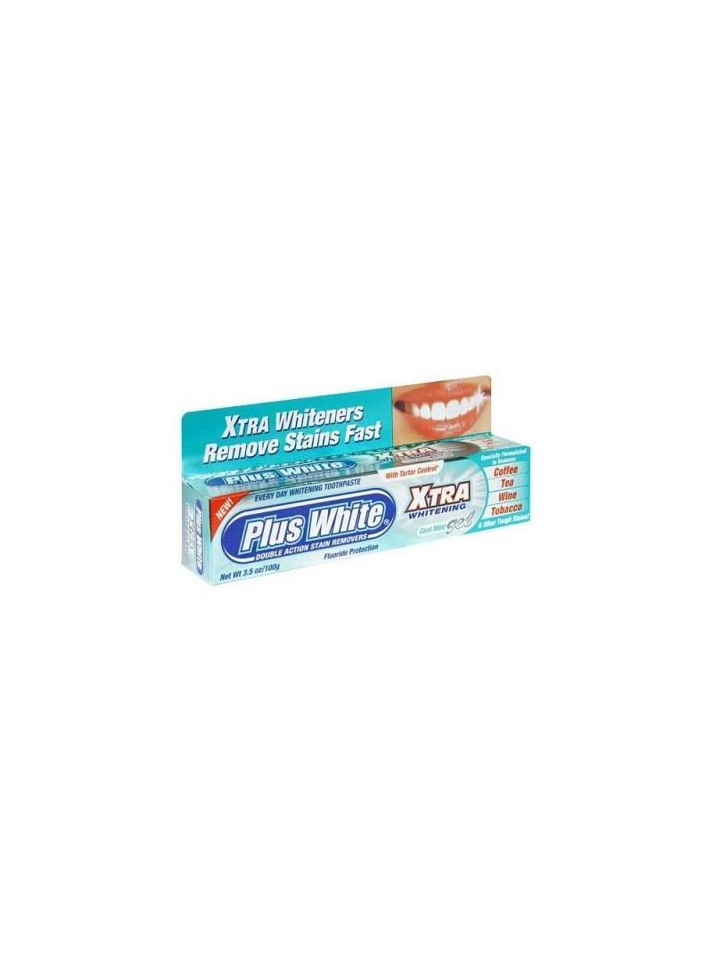 Plus White Ekstra Beyazlatıcı Diş Macunu Jeli 100 gr Cool Mint Gel