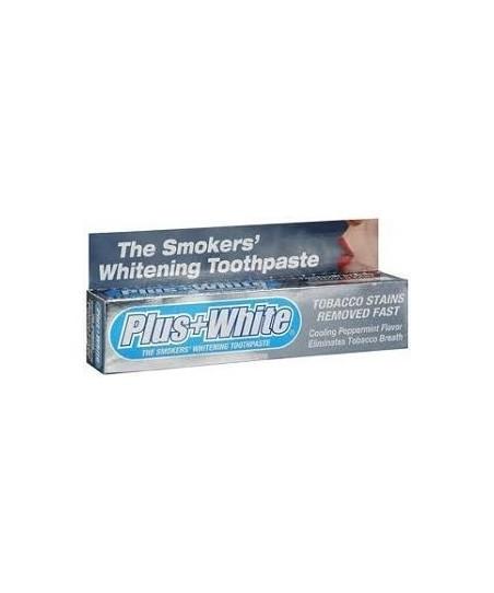 Plus White Sigara İçenler İçin Beyazlatıcı Diş Macunu 100 gr