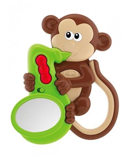 Chicco Müzikli Maymun Çıngırak