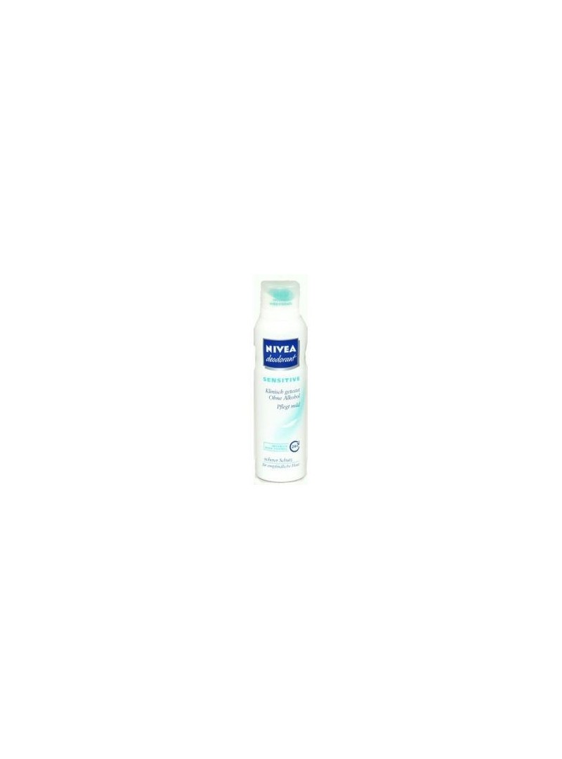 Nivea Deodorant Sensitive 150 ml Kadın