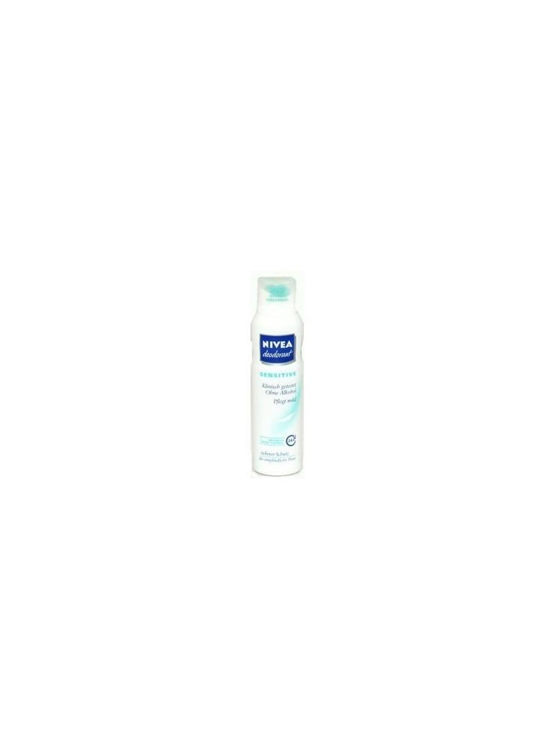 Nivea Deodorant Sensitive Bayan 150 ml