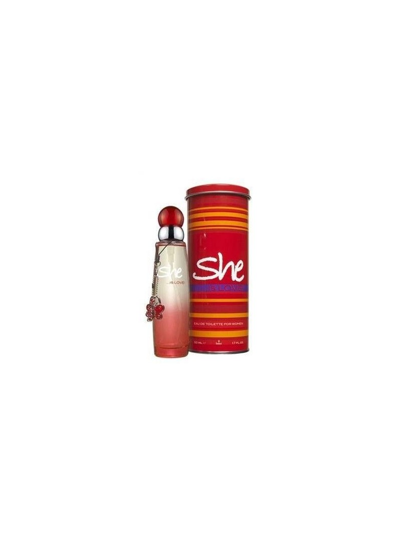 She Love Women EDT Bayan Parfümü 50 ml